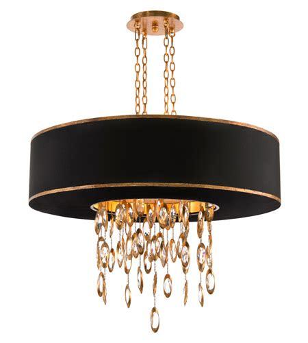 gold and black chandelier black tie 11 light gold chandelier ceiling light