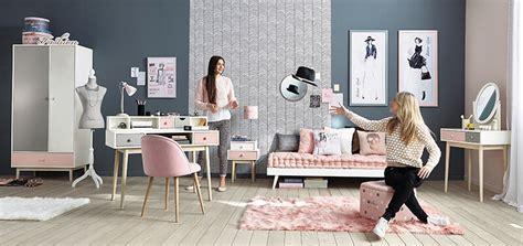 chambre fille et blanc déco chambre ado maison du monde