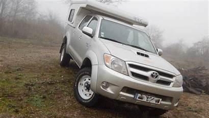 Hilux Toyota Double Cabine Cellule Pick 4x4