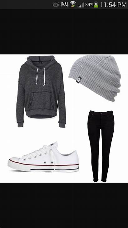 Outfits Teen Winter Normal Looking Lazy Clothes