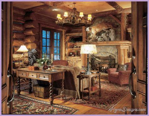 rustic cabin home decor 1homedesigns com