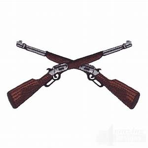 The gallery for --> Crossed Hunting Rifles