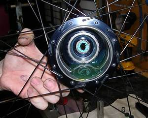 Shimano Internal Gear Hub Service