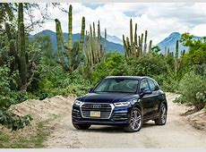 more power, more comfort; AUDI Q5 SUV test driven in los