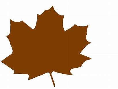 Brown Leaves Clip Leaf Clipart Fall Advertisement