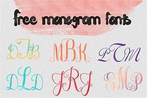 dlolleys help free monogram fonts With free monogram