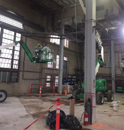 aoc capital power plant upgrades power component systems