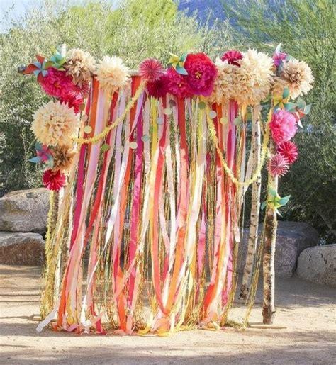 comment décorer ma chambre à coucher fabriquer une fleur en papier de soie 67 idées diy remarquables