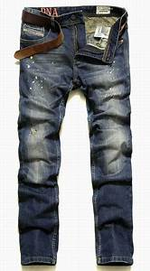 Jean Homme Taille Basse : jean diesel rombee acheter jean diesel usa acheter jeans de marque pas cher ~ Melissatoandfro.com Idées de Décoration