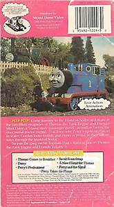 Daisy & Other Thomas Stories - Thomas the Tank Engine VHS ...