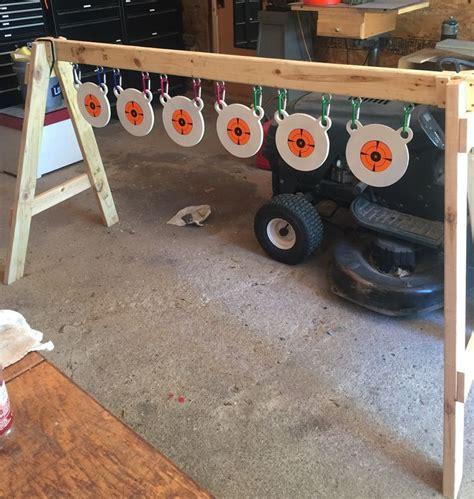 images  shooting archery range  pinterest shooting bench steel targets