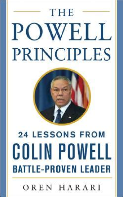 siege leader price the powell principles 24 lessons from colin powell a