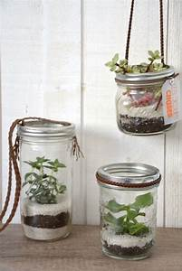Terrarium Plante Deco : terrarium nos tutos custos terrarium mason jars et jar ~ Dode.kayakingforconservation.com Idées de Décoration