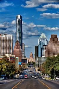 Austin Texas Skyline Buildings