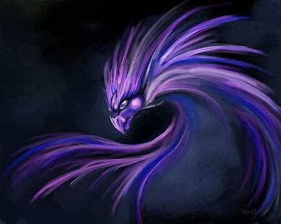 Phoenix Purple Wallpapers Wallpaperaccess Animated Very Cool
