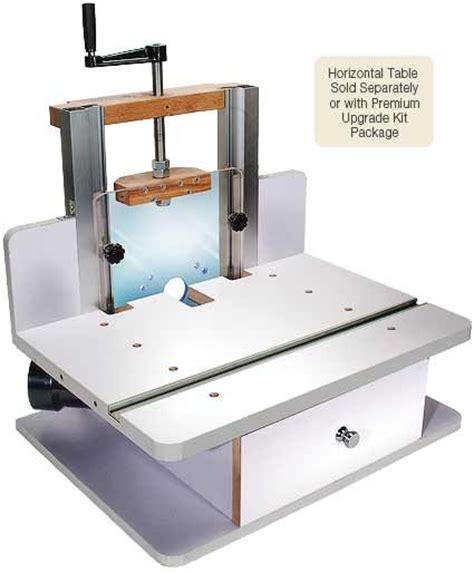 mlcs horizontal router table routing pinterest