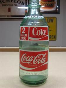 2 Liter Glass Coca-Cola Bottle | Collectors Weekly
