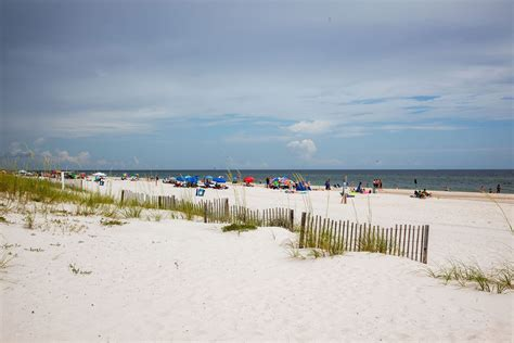 Summer Winds  On Gulf Shores