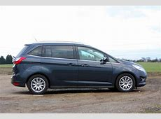 Ford Grand CMAX Estate 2010 Driving & Performance