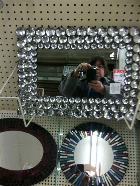 bling diy images  pinterest mirror chanel