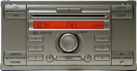ford 6000 cd 6000 cd audio on s max ford s max club ford owners