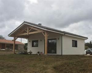 Leboncoin 31 Haute Garonne : maison construction bois r f 34 pr s de l 39 isle jourdain ~ Dailycaller-alerts.com Idées de Décoration