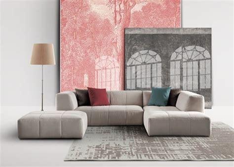 Divani Angolari In Alcantara : Sofa Linear In Polyurethane, Removable Cover