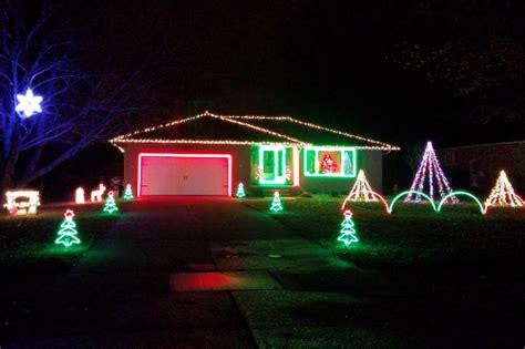 christmas lights in ohio must see christmas light displays in northeast ohio