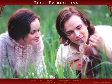 Poster Tuck Everlasting 2002 Poster Barbatul In Costum