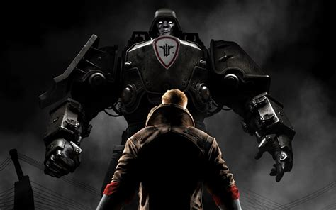 Cool Gta 5 Wallpapers Wolfenstein The New Order Wallpapers Gamerbolt