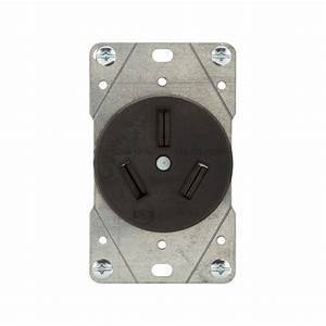Cooper Wiring Devices 7985n Straight Blade