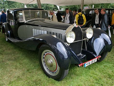 Bugatti Royale Top Speed by 1926 Bugatti Type 41 Royale Top Speed