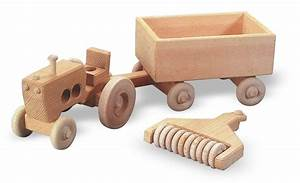 Farm Hands - Tractor and Tailor Woodworking Pattern