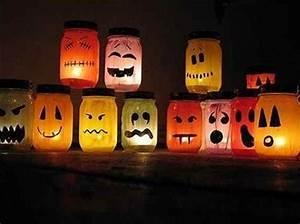 Gruselige Halloween Deko : halloween deko basteln 10 einfache ideen zum selbermachen ~ Markanthonyermac.com Haus und Dekorationen