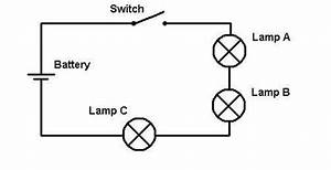 Circuit Diagram Of Light Bulbs