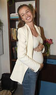 GALERIE: Těhotná Veronika Kašáková: Šok po návratu z ...