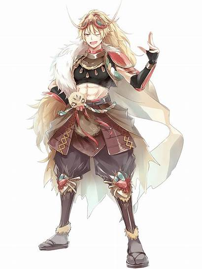 Fantasy Tempura Fandom Characters Popcorn Basic Soul