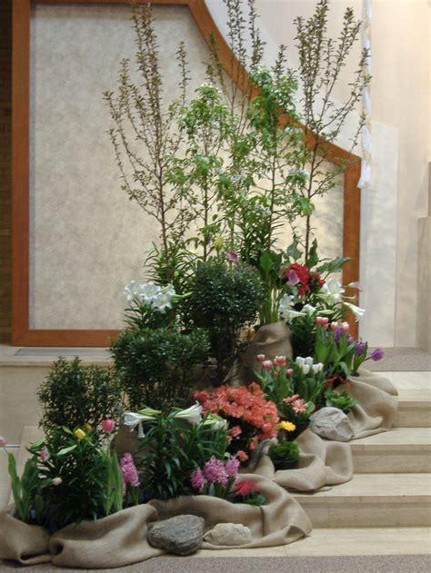 Easter Church Decorations Art Environment Christ