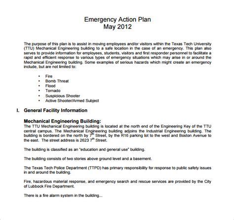 sample employee action plan templates