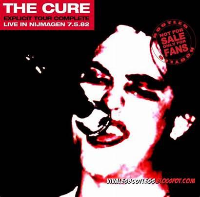 Cure Tour 1982 Explicit Complete Ace Vereeniging