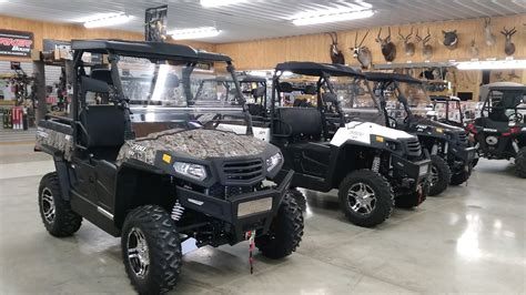 Suzuki Side By Side Atv by Atvs Side By Sides Cycles Butch S Sports World