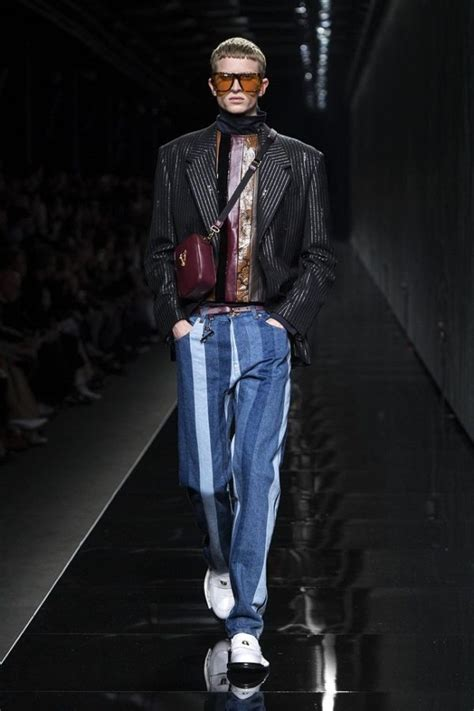versace fw ready wear collection milan