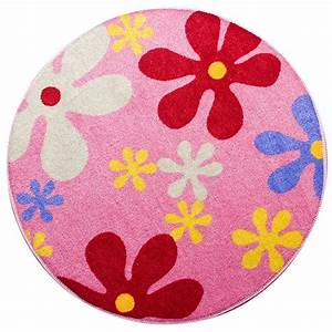 Holzplatte Rund 100 Cm : gummerad matta blomstra rund rund 100 cm 129 kr ~ Bigdaddyawards.com Haus und Dekorationen