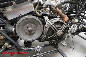 Atv Tech Yamaha Grizzly 660 Clutch Upgrade  Off