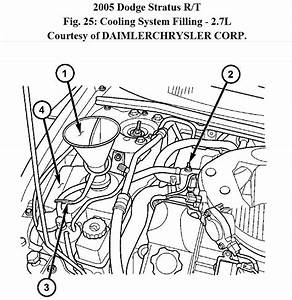 Dodge Stratus Engine Diagram
