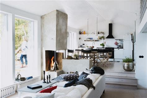 How To Choose A Fireplace For Kitchen?