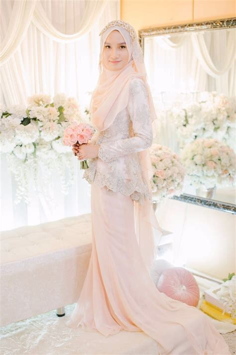 blush peplum dress  solemnization pinteres
