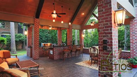 patio covers outdoor kitchens fireplaces