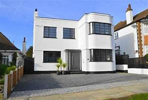 Art Deco Haus : on the market 1930s art deco property in leigh on sea ~ Watch28wear.com Haus und Dekorationen