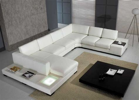 canape natuzzi t35 leather sectional by vig interiors